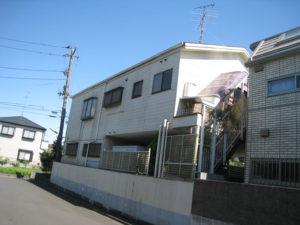 東村山市 S邸 外壁塗装工事