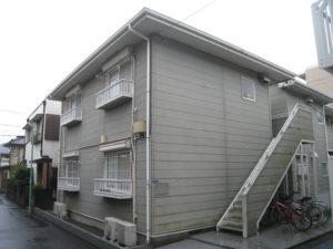 武蔵野市 C棟 外壁塗装工事 施工前