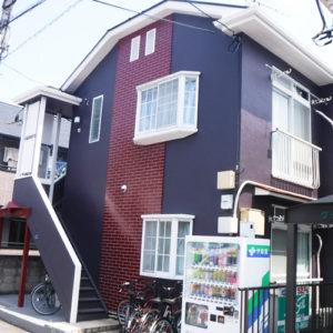小金井市 アパート 外壁塗装工事